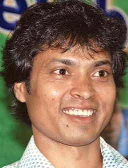 File photo of hockey Olympian Dilip Tirkey