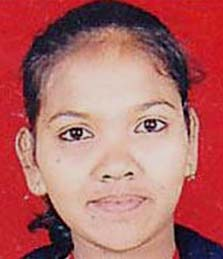 File photo of Orissa woman weightlifter Minati Das