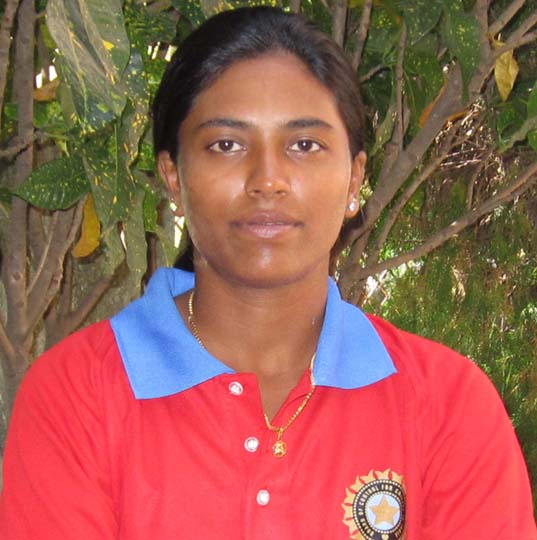 File photo of Odisha batswoman Madhuri Meheta