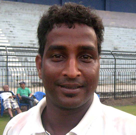 File photo of Odisha cricketer Jayant Behera