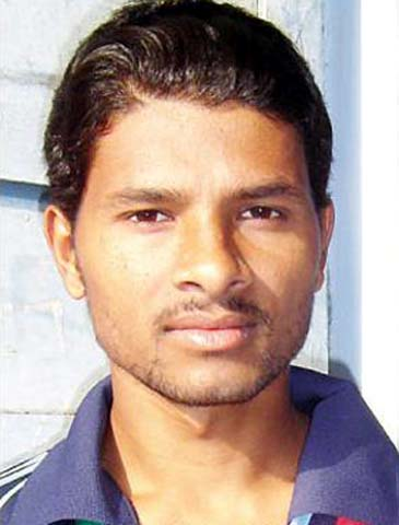 File photo of Odisha hockey star Birendra Lakra