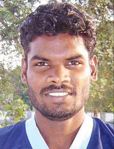File photo of Odisha hockey star Ignace Tirkey