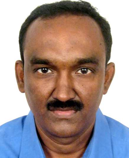 File photo Odisha table tennis player-turned-coach Raj S Subramaniam