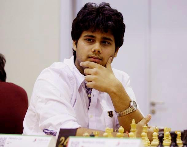 File photo of Odisha Grandmaster Debasish Das