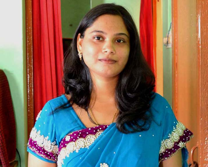 File photo of Odisha Woman Grand Master Kiran Manisha Mohanty.