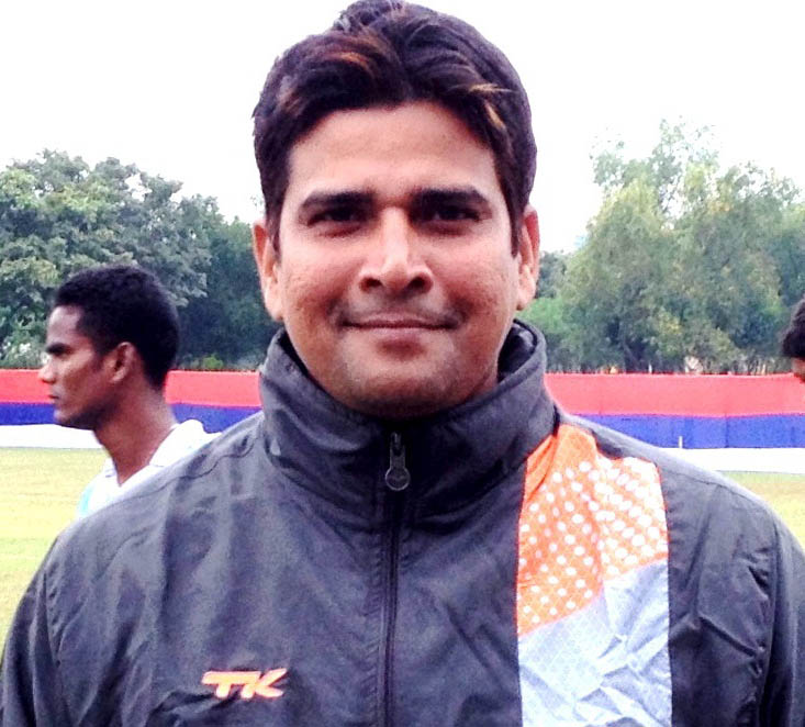 File photo of Odisha`s National hockey umpire Biswa Ranjan Sarangi