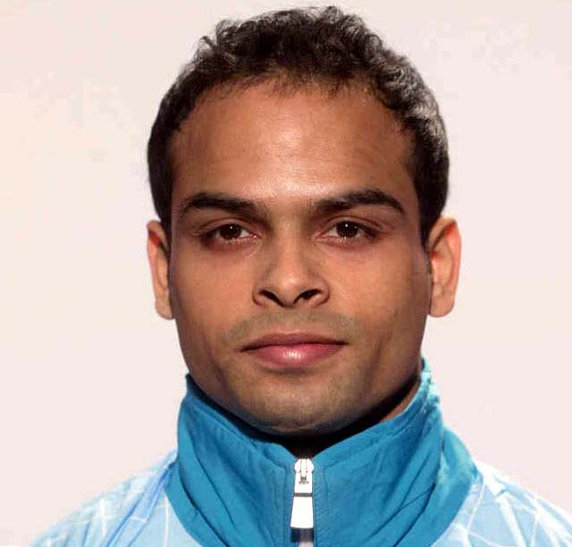 File photo of Odisha and Services gymnast Rakesh Kumar Patra.