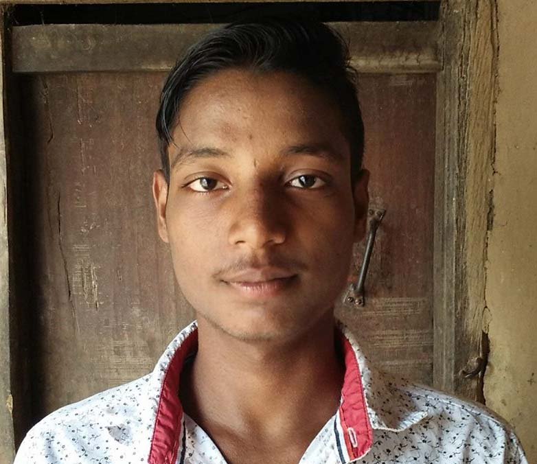 File photo of Odisha athlete Abinash Harichandan