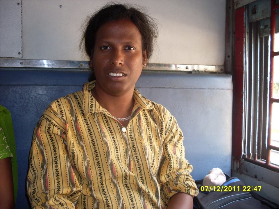 File photo Odisha woman athlete-turned-coach Rekha Dey.