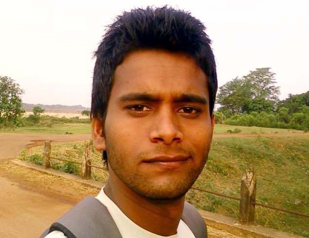 File photo of Odisha shooter Sashi Bhusan Chaini