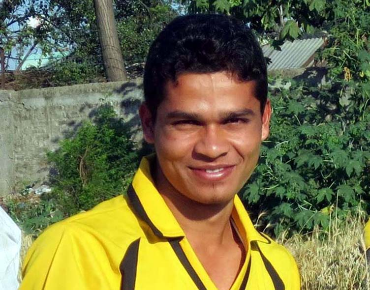 File photo of Odisha forward Shilanand Lakra
