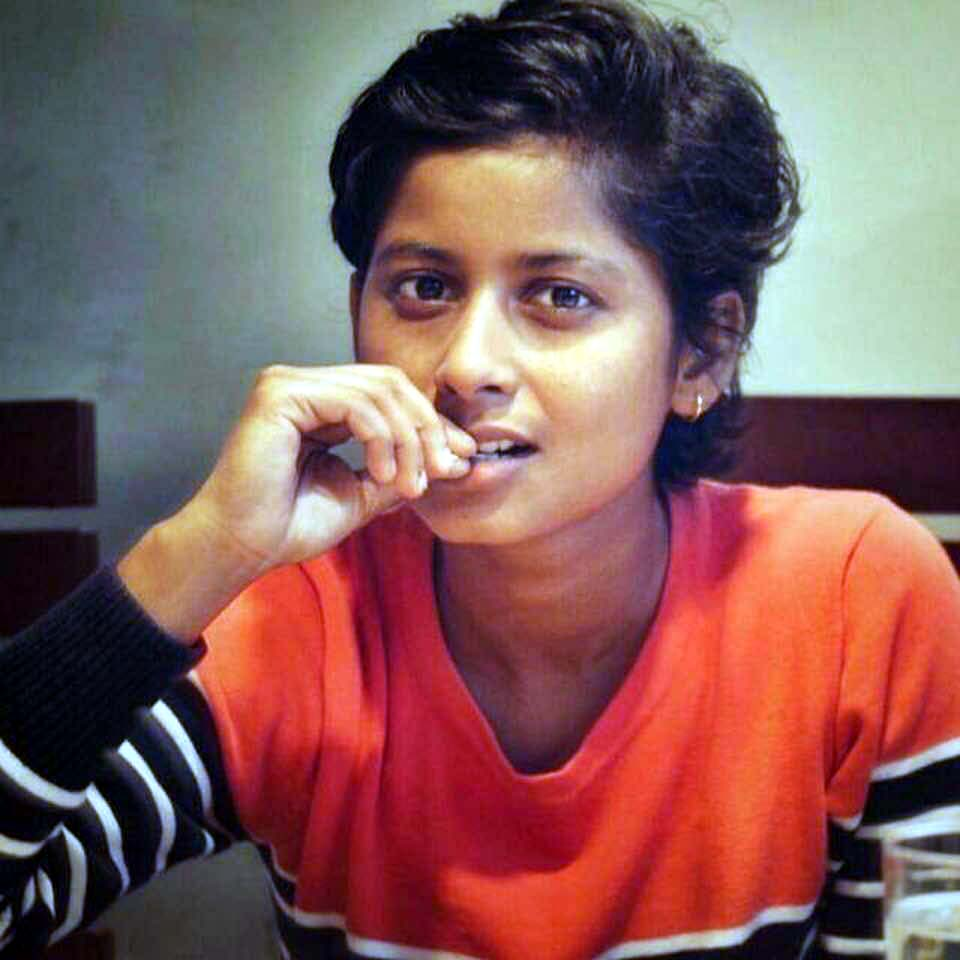 File photo of Odisha woman allrounder Sushree Dibyadarshini Pradhan