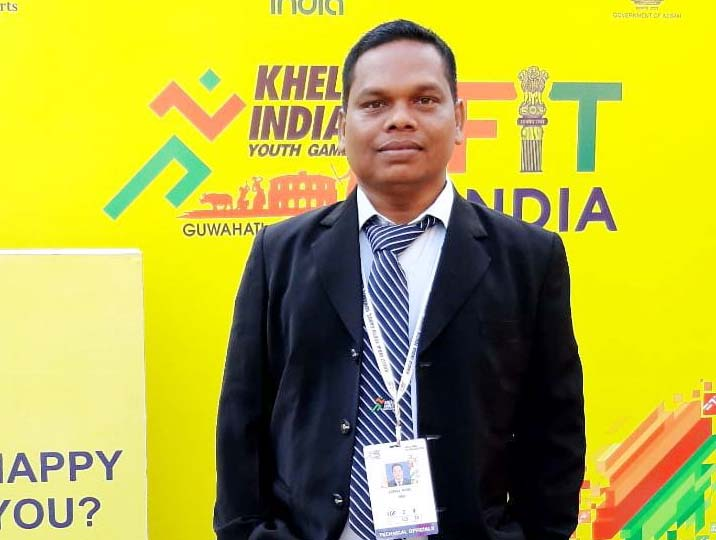 File photo of judo player-turned-coach and official Kandan Murmu