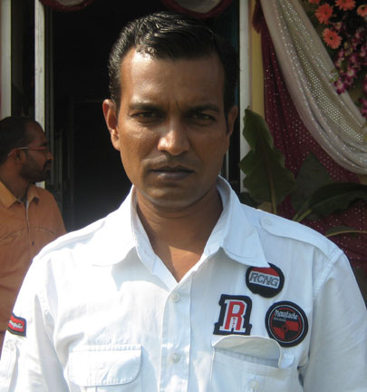 <b>Satyabrata Behera:</b> Orissa Cricket Association council member at Cuttck on Feb 8, 2009