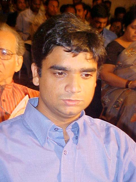 File photo of Orissa chess IM <b>Swayangsu Satyapraghan.