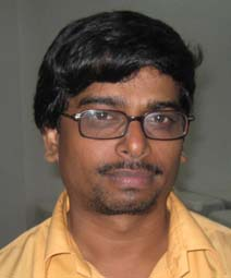 Leading coach <b>Rajendra Kumar Sahu</b> in Bhubaneswar on <b>April 24, 2009.