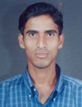 File photo of Orissa pace bowler <b>Basant Mohanty
