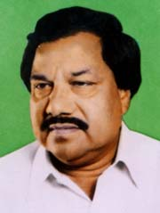 File photo of Orissa Olympic Association and Orissa Cricket Association secretary <b>Asirbad Behera.