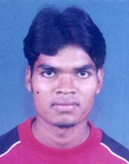 File photo of hockey international<b> Prabodh Tirkey.