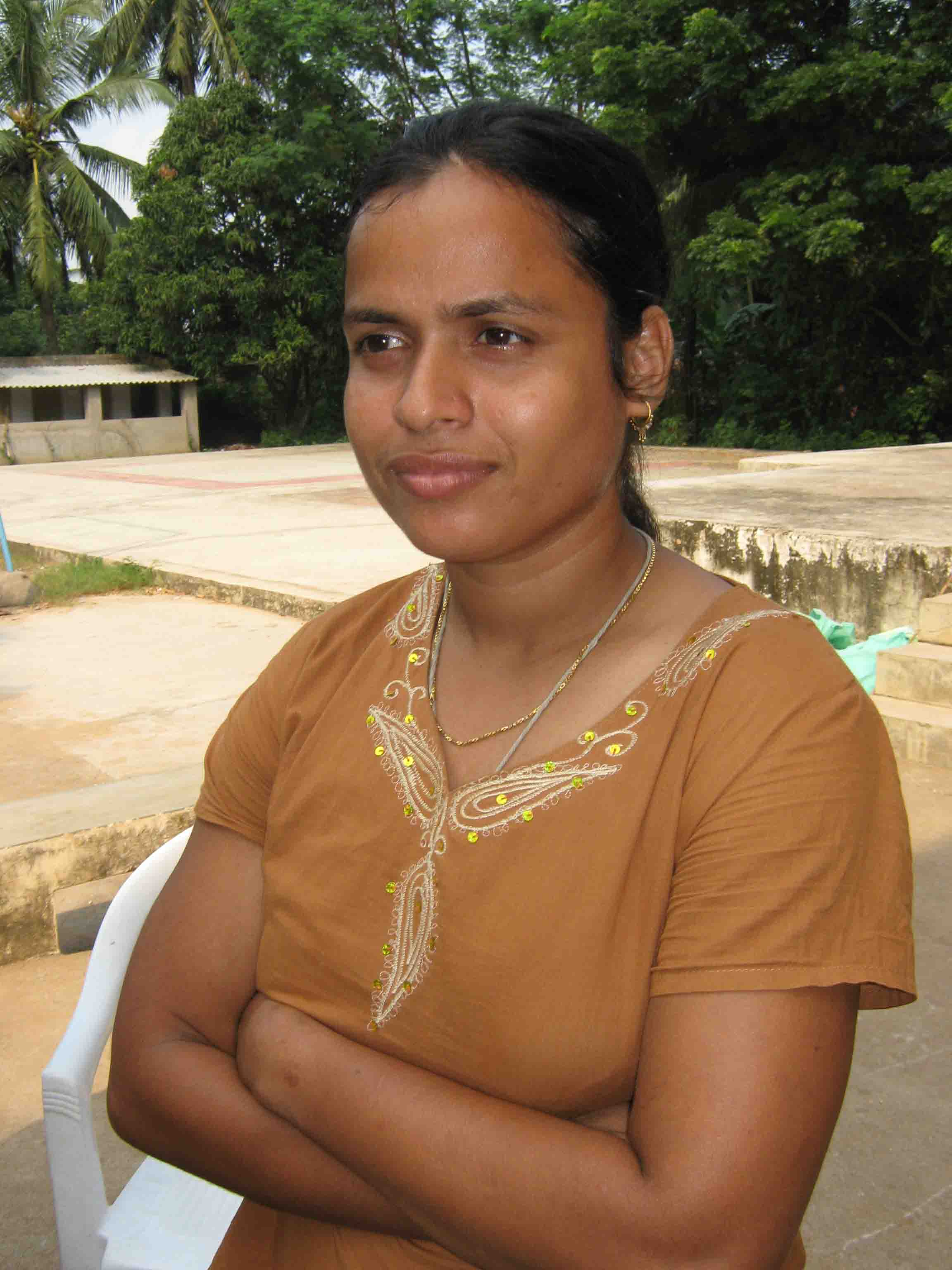 File photo of Orissa athlete <b>Gitanjali Jena</b>