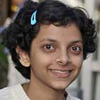 File photo of Orissa chess star <b>Padmini Rout